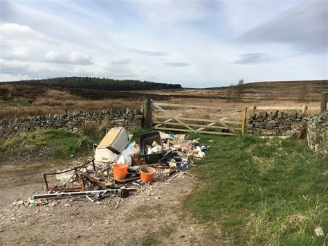 section 33 environmental protection act 1990 man successfully prosecuted for fly tipping exmoor magazine