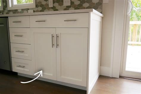 Carcass Kitchen Cabinets 30in Base Cabinet Carcass Frameless 187 Rogue Engineer
