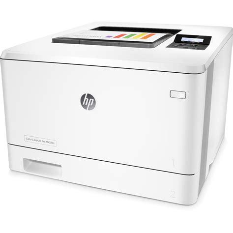 Printer Hp Color Laserjet hp color laserjet pro m452dn laser printer cf389a b h photo