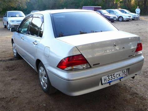 mitsubishi car 2001 2001 mitsubishi lancer photos