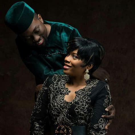 Nollywood Stars Iyke & Florence Okechukwu celebrate 6th