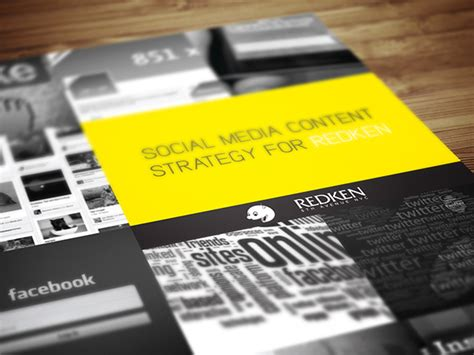 Layout Of Strategy Document | strategy document design layout on behance
