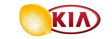 Kia Lemon Kia Lemon Facts Lemon Experts