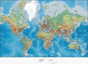 Detailed World Map by Detailed World Map With Cities And Countries Pictures To
