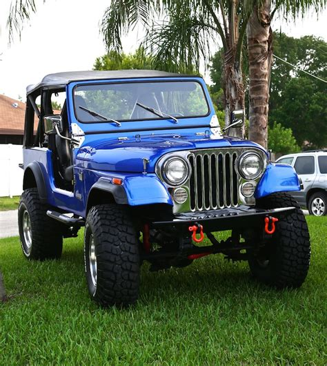 Jeep Cj7 Forum 1983 Jeep Cj7 The Hull Boating And Fishing Forum