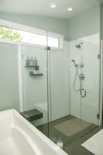Reasons to choose a shower door over a shower curtain part 1