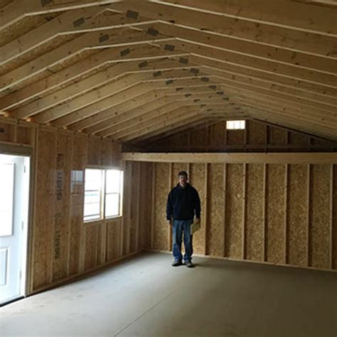 10 yr warranty prostruct shed floor series the shed depot of nc