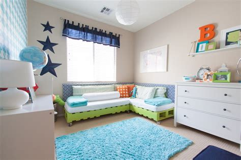 two modern homes with rooms for small children with floor shared boy s room project nursery