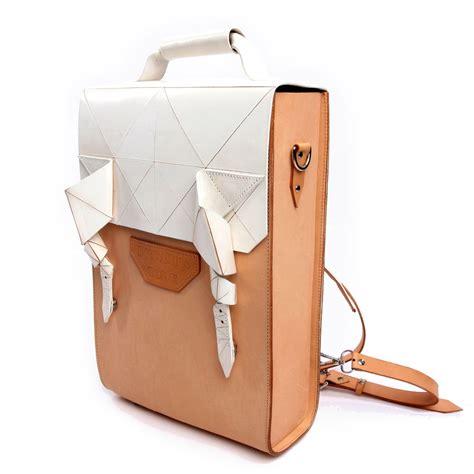 Origami Backpack - s code i origami backpack i made in uk