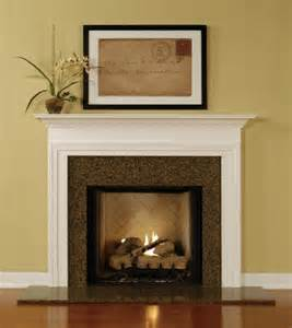 fireplaces with mantels 66 best granite fireplaces images on