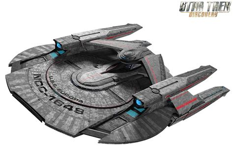 Star Trek: Discovery Starships Collection com 12 Naves ...