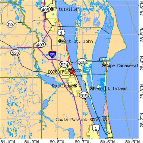 florida map cocoa cocoa fl pictures posters news and on your