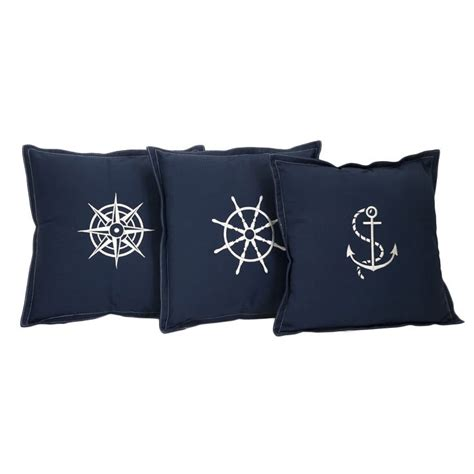 Nautical Pillows Nautical Pillows For The Home