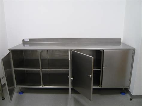 stainless steel storage cabinets custom storage shelving and racking neocare