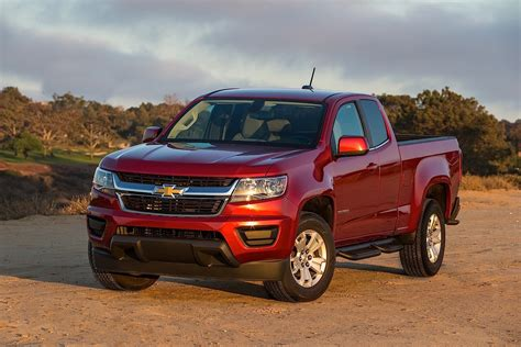chevrolet extended cab chevrolet colorado extended cab 2015 2016 2017