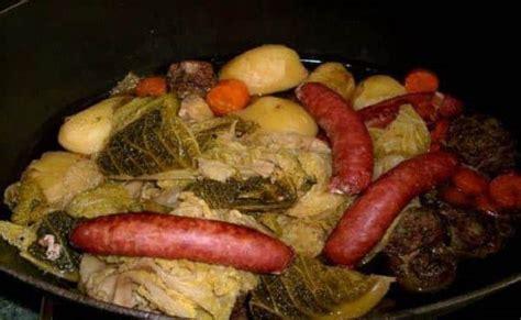 la pot 233 e au chou vert fris 233 la bonne cuisine