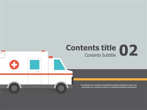 ambulance ppt goodpello
