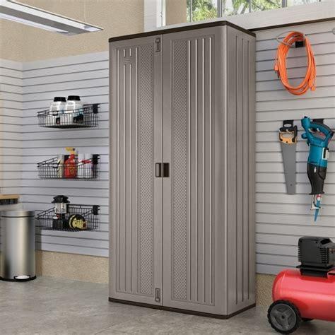suncast mega storage cabinet suncast storage cabinet storage designs