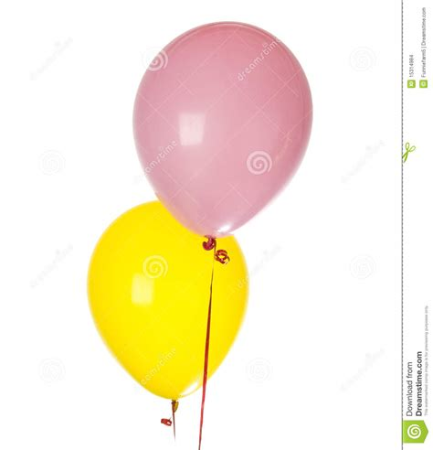 Pink And Yellow Balloons » Home Design 2017