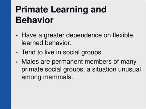 learning and behavior ppt chapter 6 powerpoint presentation id 736577