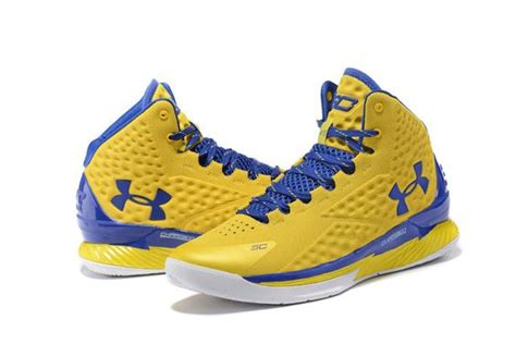 Sepatu Basket Sneakers Armour Sc 3 0 Blue Size 41 46 armour shoes and yellow on