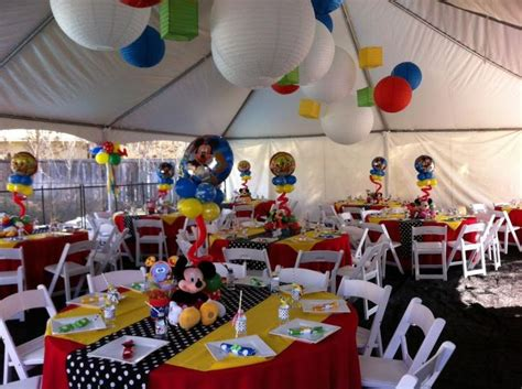 center column themes 21 best birthday party decoration ideas images on