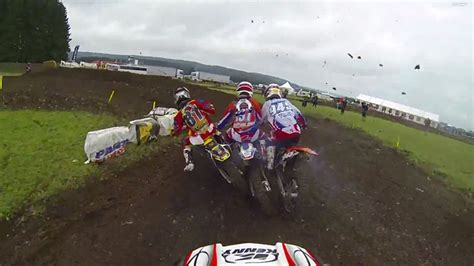 junior motocross racing junior motocross chionship 125 race highlights