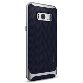 Spigen Neo Hybrid Samsung Galaxy S8 Original Silver Atric spigen neo hybrid samsung galaxy s8 silver arctic