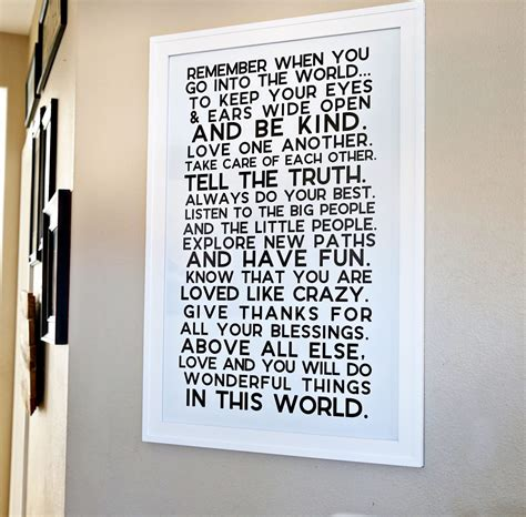 home decor for inspiring quotes for home decor