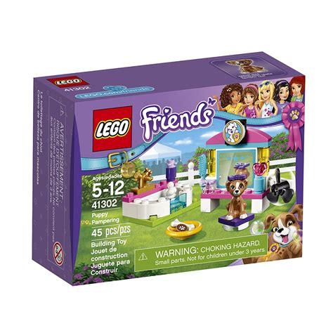 LEGO Friends Puppy Pampering Building Kit ? Savings Guru