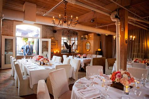 Toronto Restaurants With Dining Rooms by Unique Toronto Rooftop Wedding Venue The Fifth Weddings