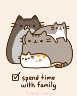 pusheen cat christmas to do list everyday fun 3 pusheen the cat 3