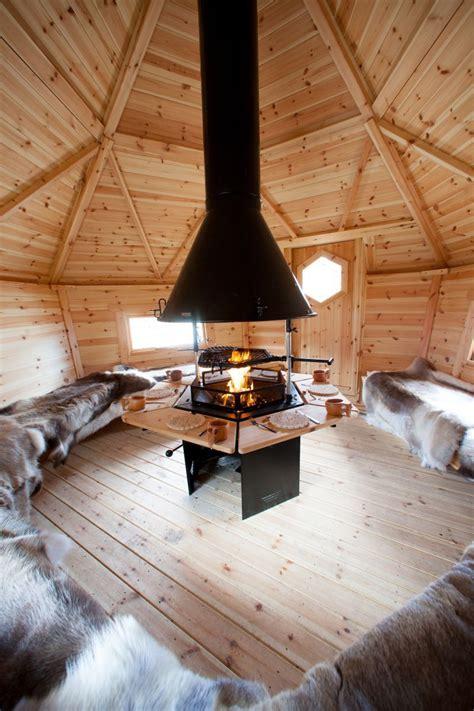 lots  room   arctic barbecue cabin cabins