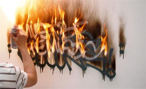 graffiti fad fire tagging updated