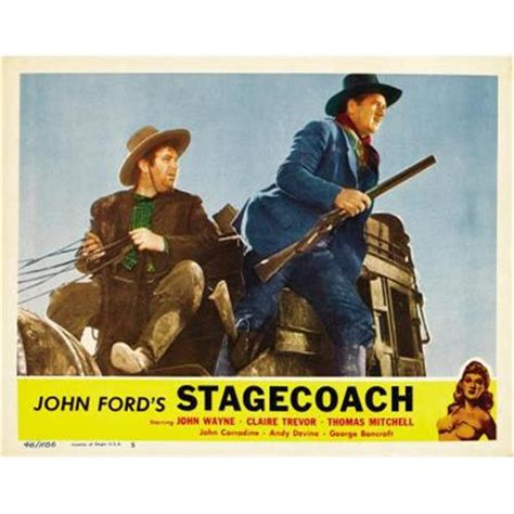 United Artists Gift Card - stagecoach united artists r 1948 lobby cards