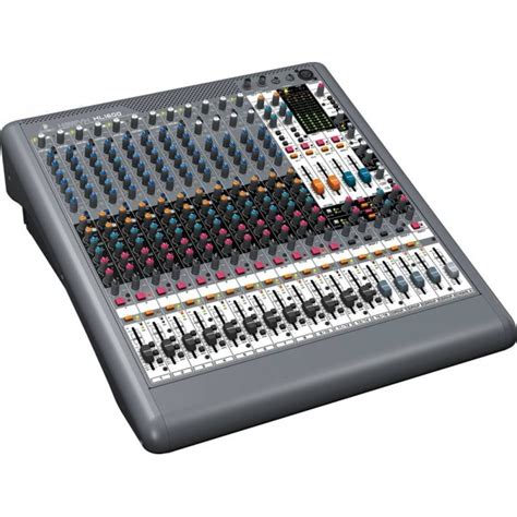 audio mixing console behringer xenyx xl1600 audio mixing console