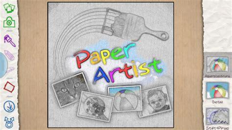 paper artist apk free paper artist apk v2 1 0 android program portalı