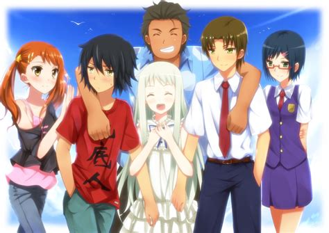 anime anohana anohana wallpapers hd