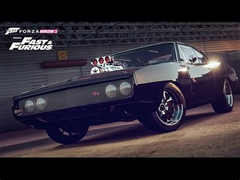 fast five dodge charger race youtube forza horizon 2 fast furious 1970 dodge charger r t