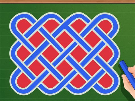 creating celtic knotwork a fresh approach to traditional design dover books how to draw a celtic knot 8 steps with pictures wikihow
