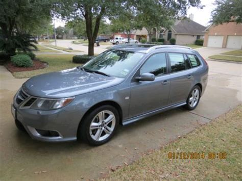 books on how cars work 2009 saab 9 7x interior lighting buy used 2009 saab 9 3 aero xwd sport combi wagon 2 8l with navigation and sun roof in katy
