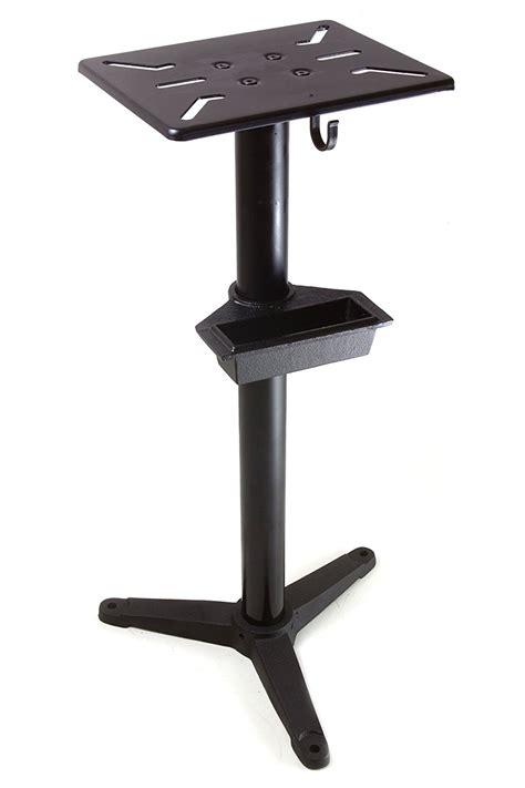bench grinder pedestal stand wen 4288 cast iron bench grinder pedestal stand with water