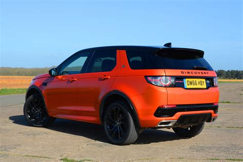 Rover Discovery Sport by Land Rover Discovery Sport 2 0 Td4 180bhp Hse Luxury 5d