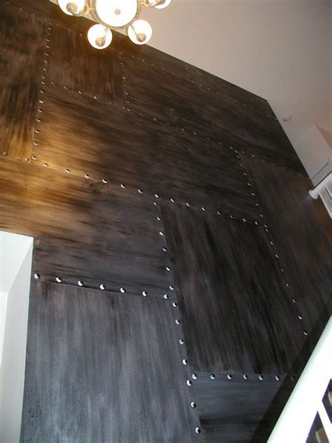 effect     achieved  plywood panels