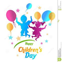 happy children s day stock illustration image 70498989