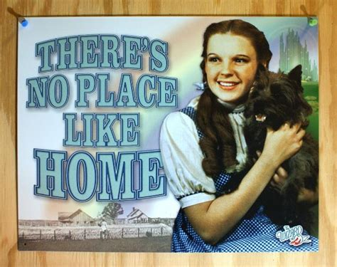 Chevrolet Trooper Mobil Argento Silver Series wizard of oz no place like home tin sign poster