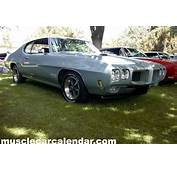 Muscle Car Shows Madera Pontiac 1970 GTO With A 455