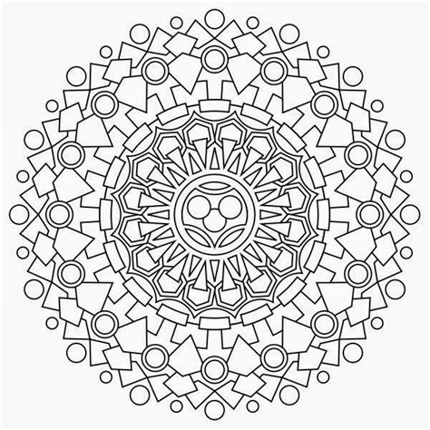 mandala coloring book free pdf printable coloring pages