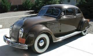 Chrysler Airflow Coupe 1934 Chrysler Airflow Cu 2 Door Coupe 16061