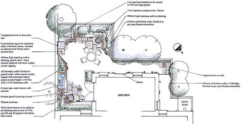 courtyard planning concept garden design 651 garden inspiration ideas